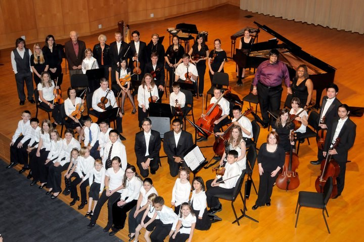 The Huntsville Youth Orchestra