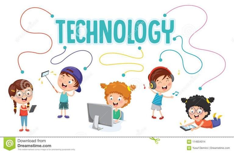 vector-illustration-kids-technology-eps-114654014.jpg